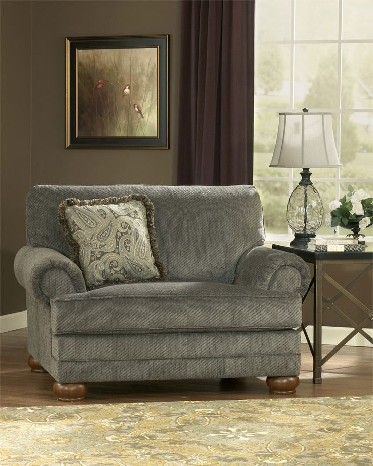Ashley Parcal Estates Basil Oversized Chair In Houston. Living Room RedoLiving  Room ChairsLiving ...