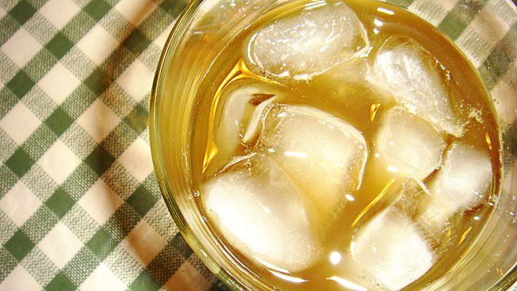 Ginger infused whiskey with brown sugar, honey and vanilla.