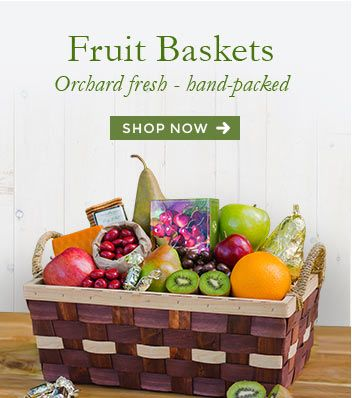 Fruit Gift Baskets from The Fruit Company
