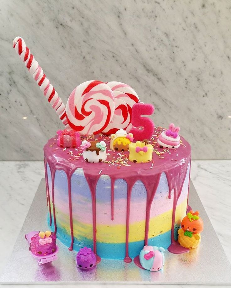Num Nom Birthday Cake Ideas