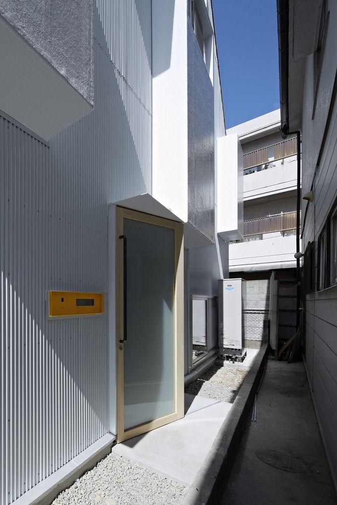 Die besten 25+ japanisch modernes Haus Ideen auf Pinterest - badezimmer japanischer stil