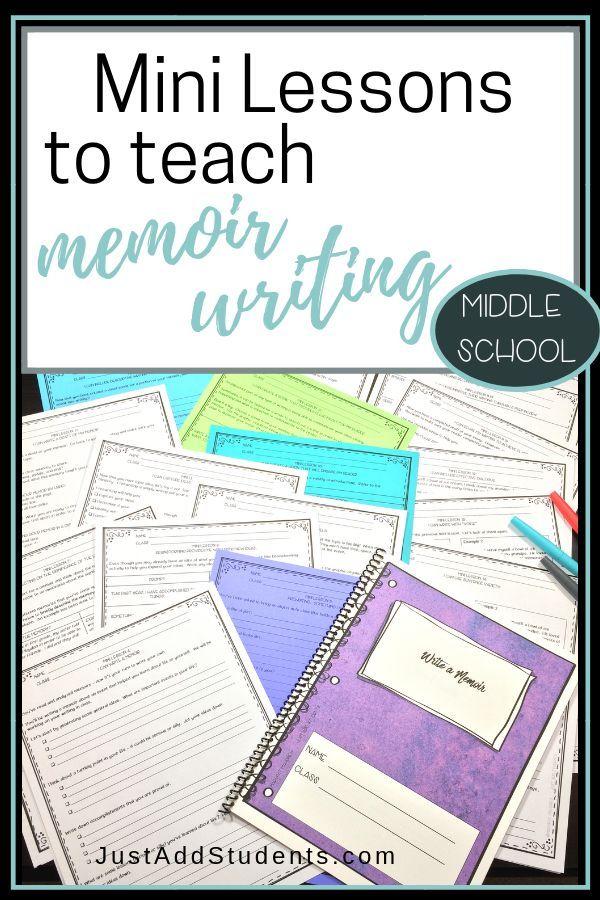 Memoir Writing Workbook: Personal Narrative Essay & Creative Writing