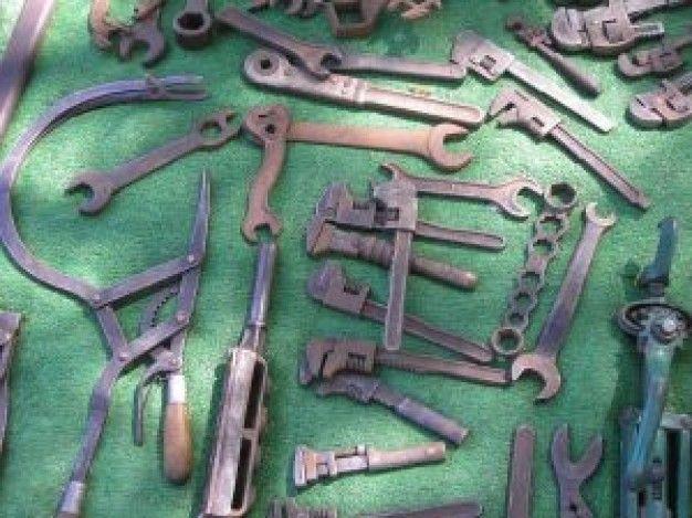 antieke gereedschappen