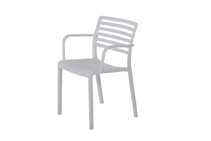 Comfort has new colours! The Resol chair now comes in both white anthracite - as well as the good old black