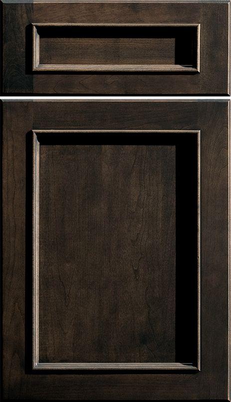 Chapel Hill Panel Door - Peppercorn Finish - by Dura ...