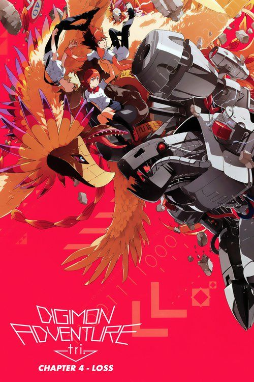 Digimon Adventure Tri. - Chapter 4: Loss 2017 full Movie HD Free Download DVDrip