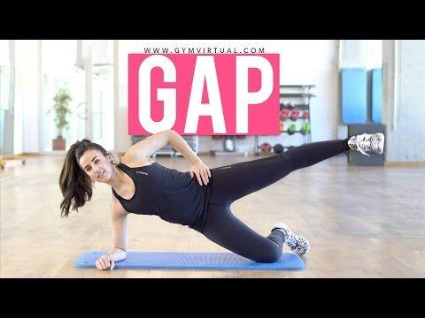 Rutina GAP | perfecta para tonificar glúteos, abdomen y pierna - GYM VIRTUAL