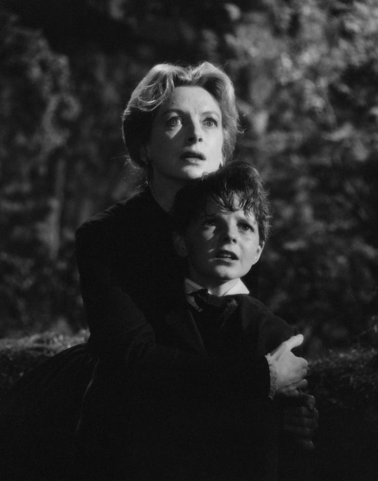 The Innocents (1961). A young governess for two children becomes convinced that the house and grounds are haunted. Cast: Deborah Kerr, Peter Wyngarde, Megs Jenkins