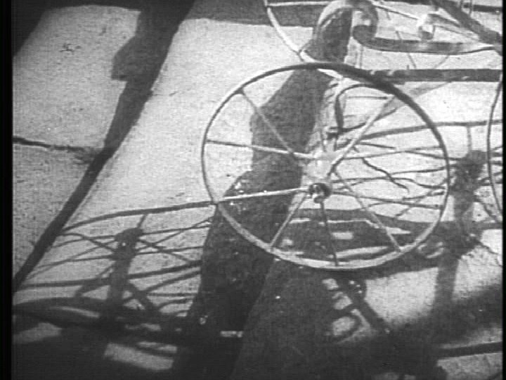 "Film ""Battleship Potemkin"" (1925), Odessa Steps scene."