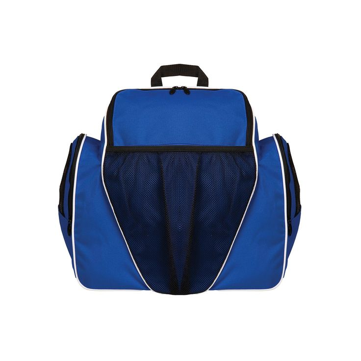 Champion Sports Deluxe All-Purpose Backpack, Blue