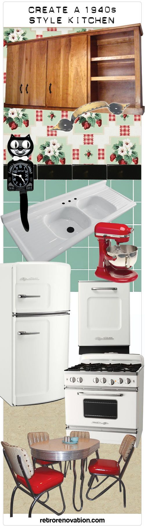 Uncategorized 1940s Kitchen Appliances best 25 1940s kitchen ideas on pinterest house vintage decor