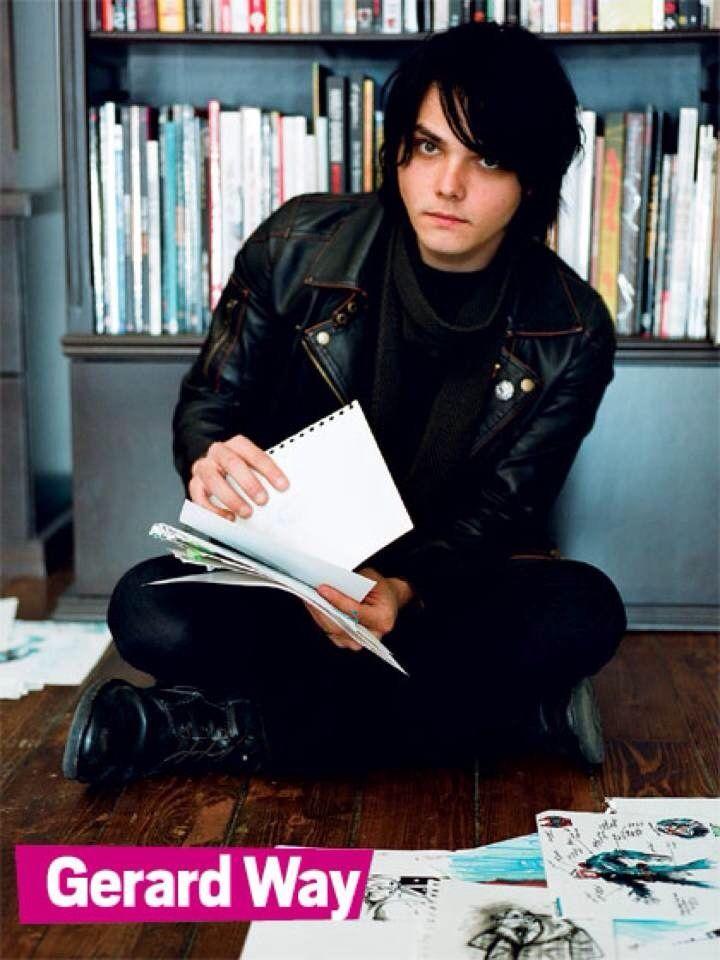 Gerard way:)