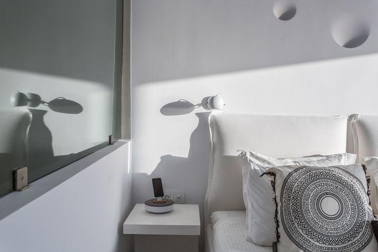 details of luxury mykonos