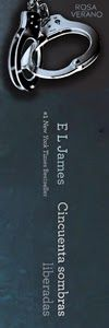 Bookmark :: Marcalibro 50 sombras liberadas - E.L. James