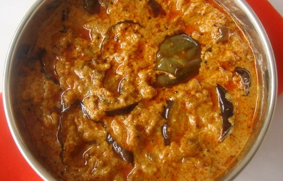 Vankaya gasagasala kura eggplant poppy seeds curry opskrift gemt af indian food recipes forumfinder Gallery