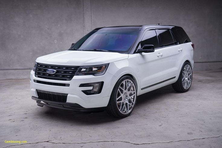 Review 2020 Ford Explorer Inspiration Ford Explorer 2019 Redesign Goruntuler Ile Ford Expedition