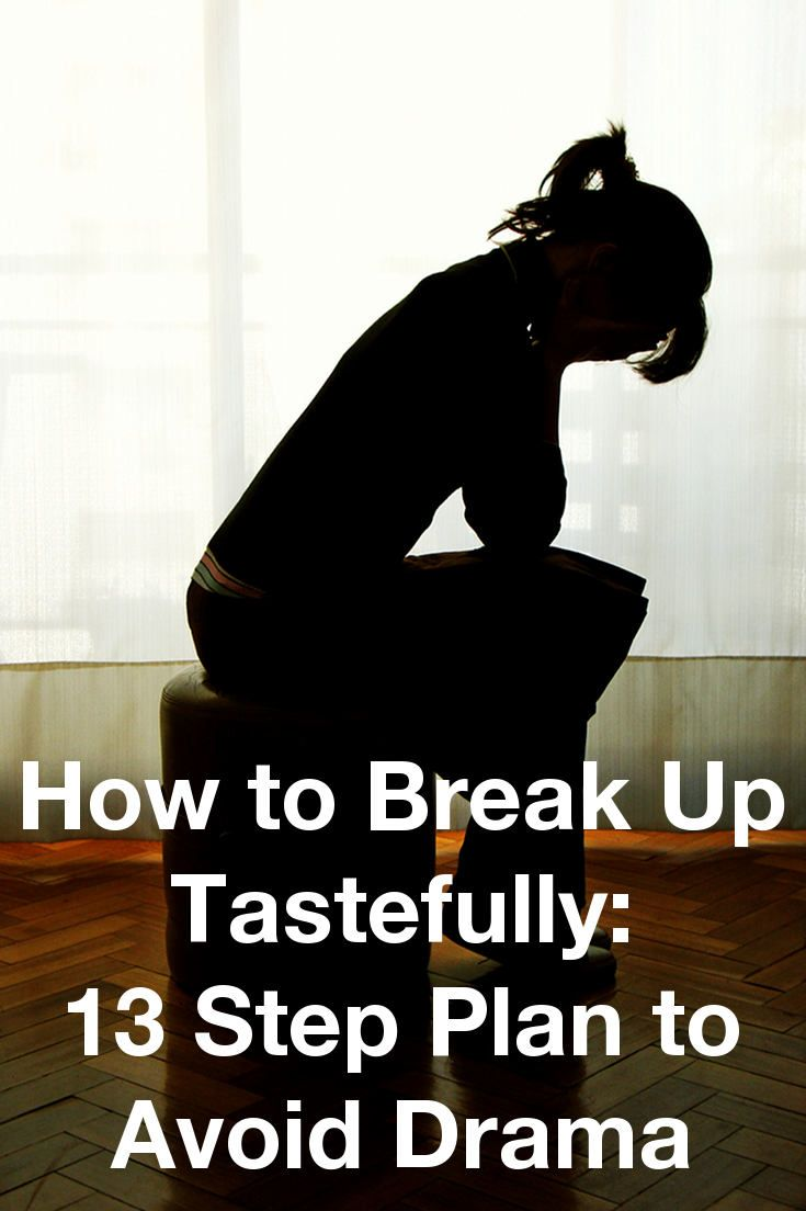 how to deal with pain after a break up