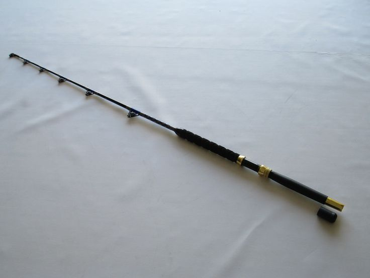 davis big game saltwater fishing rod trolling roller