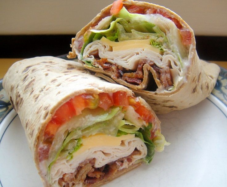 Top 10 Tempting Wrap Recipes http://www.topinspired.com/top-10-tempting-wrap-recipes/