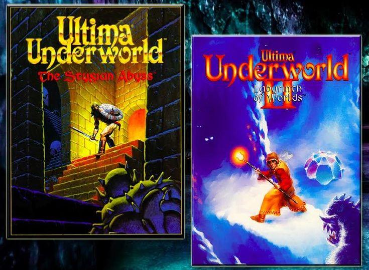 Sir Cabirus' Ultima Underworld Walkthroughs Updated