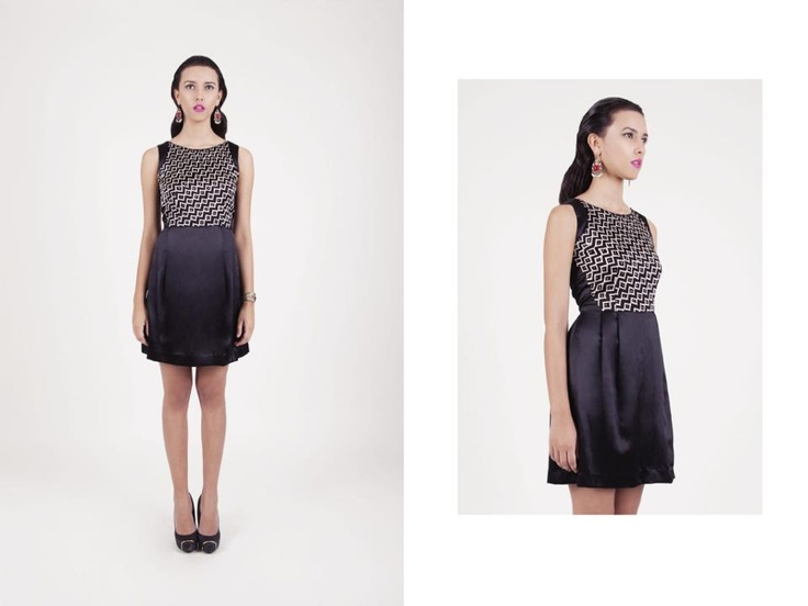 Union Dress from Global Nomad Collection by Namayinda