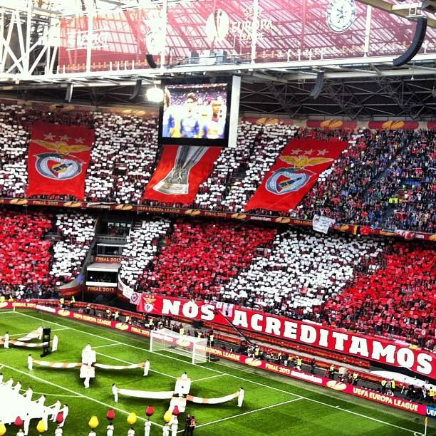 Benfica 1 - 2 Chelsea, Final Liga Europa, 2013/13