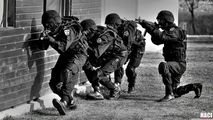 Turkey special operational gendarme -JÖAK-