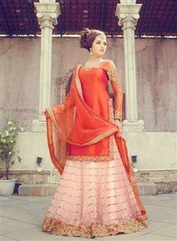 Buy Latest Designer Bridal Lehengas Online in India USA UK Canada | Free…