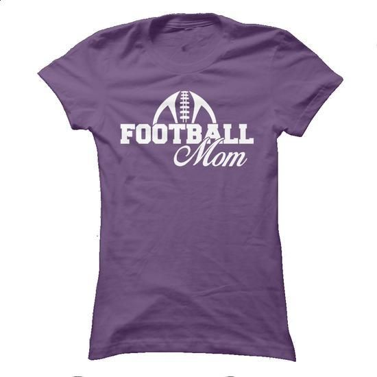 Proud Football Mom - #sweatshirts #vintage sweatshirts. ORDER NOW =>…