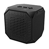 "Bluetooth Speakers, SoundPal Cube F1 5 Watt Bluetooth Speaker Compatible with All Bluetooth Devices [ UPDATED with Standard ""BIP"" As Voice Command] +Micro SD Slot added"