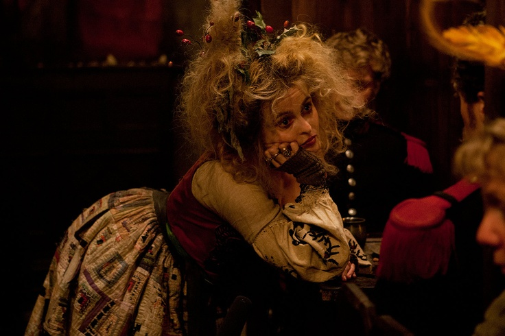 Helena Bonham Carter in Les Miserables and she was awesome