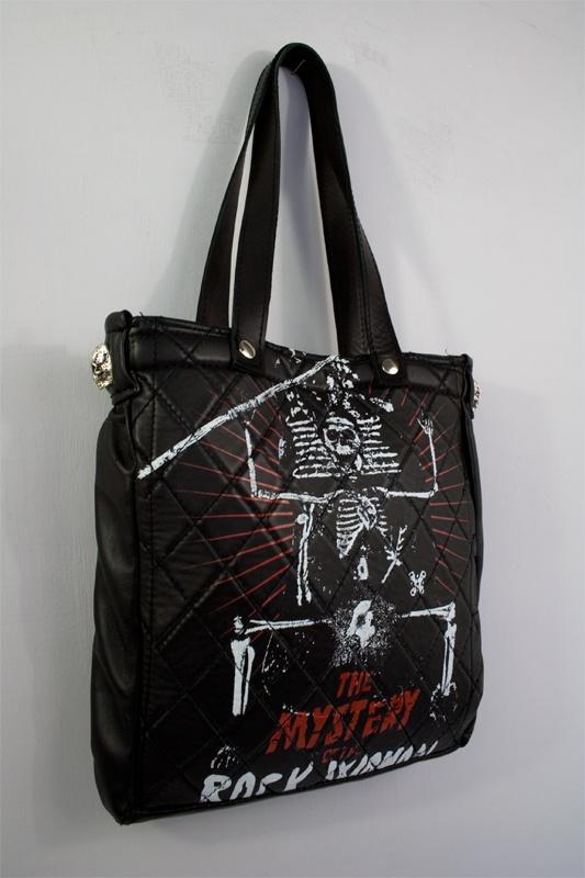 rock woman black bag  #moda,#borse in pelle,#bag,#design