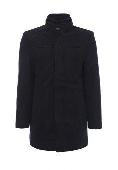 Пальто Best Mountain, цвет: синий. Артикул: BE534EMKUN32. Мужская одежда / Верхняя одежда / Пальто