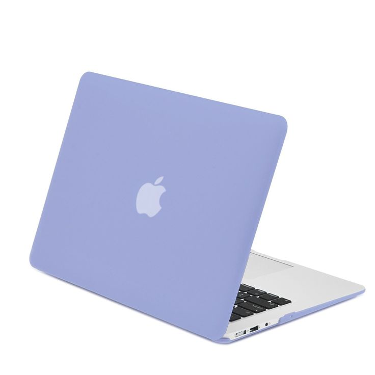 """Rubberized Serenity Blue Hard Case Cover for Macbook Air 11"""" A1370/A1465"""