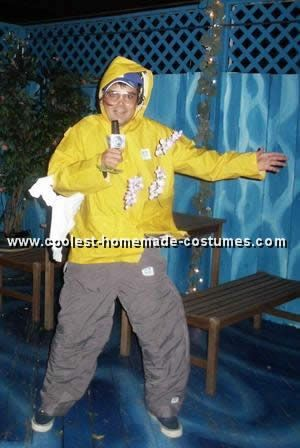 weatherman halloween costume picture - Meteorologist Halloween Costume