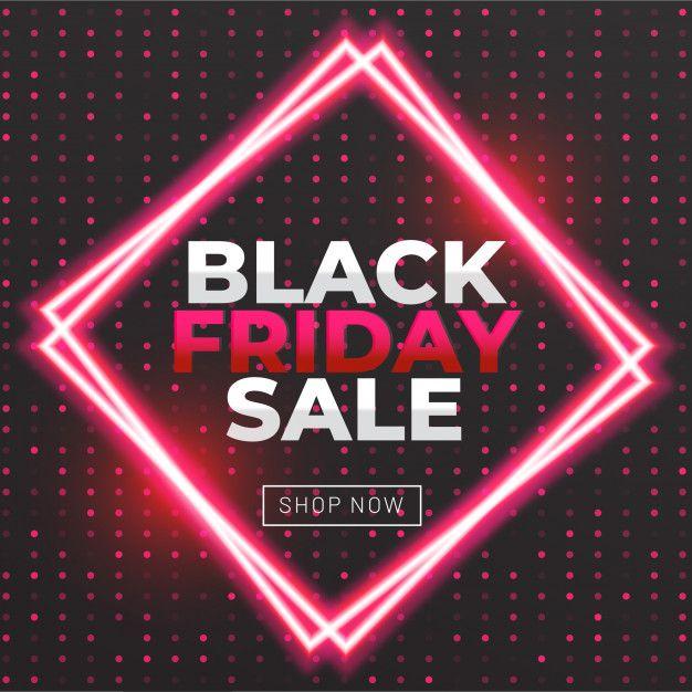 Freepik Graphic Resources For Everyone Black Friday Sale Banner Black Friday Banner Black Friday Illustration