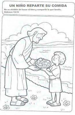 5 broden en 2 vissen: The Child, Los Panes, For, Bijbel Enzo, Of The, Bijbel N T, Nieuw Testament, Bijbel Verwerkingen, Bijbel Dagopen Werkj