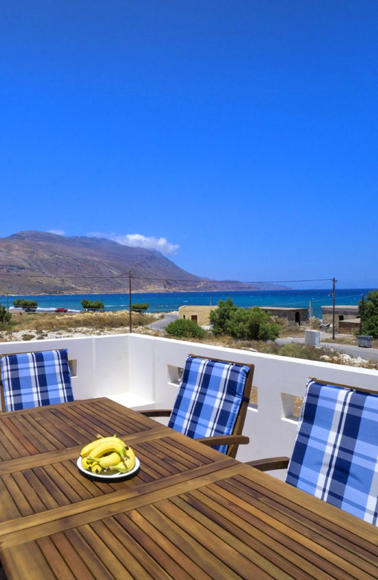 Seaside Villa Balos in Falassarna, Chania. TheHotel.gr