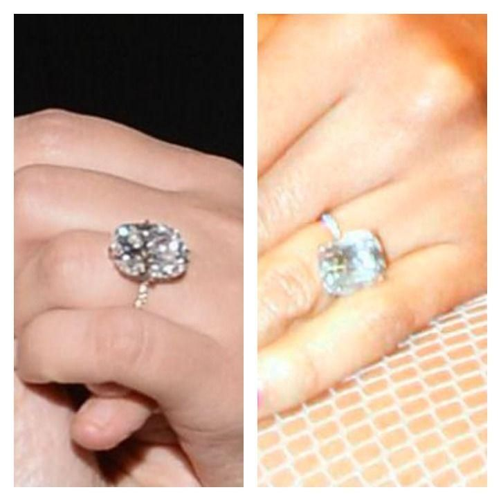 56 best Kim Kardashians Engagement Ring images on Pinterest