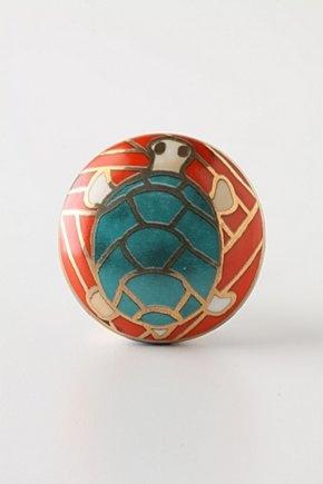 bright tortoise knob from anthropologie