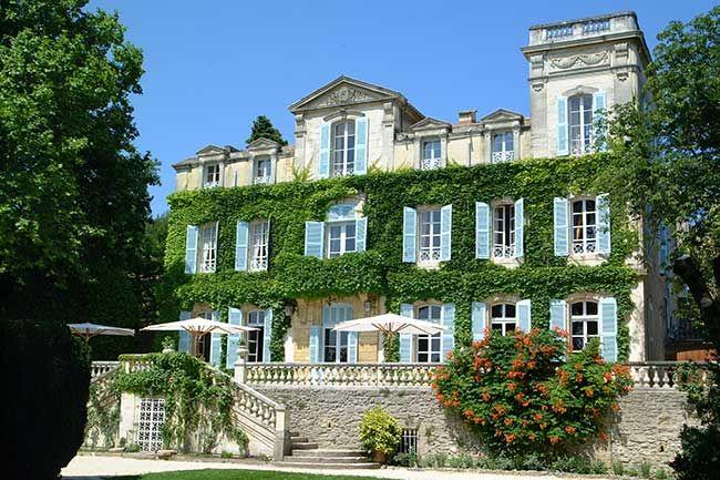 Chateau de Varenne  http://www.historichotelsofeurope.com/en/Hotels/chateau-de-varenne6822.aspx