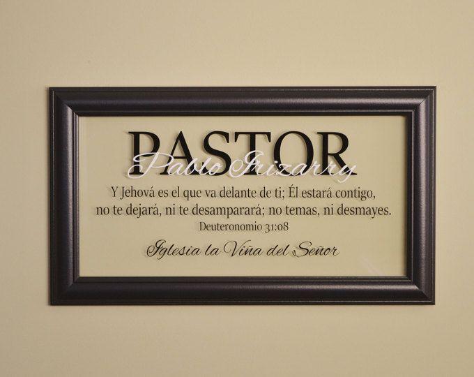Pastor Gift Ideas Pastor Appreciation Wall Decor Retirement Etsy In 2021 Gifts For Pastors Pastors Appreciation Pastor Appreciation Gifts