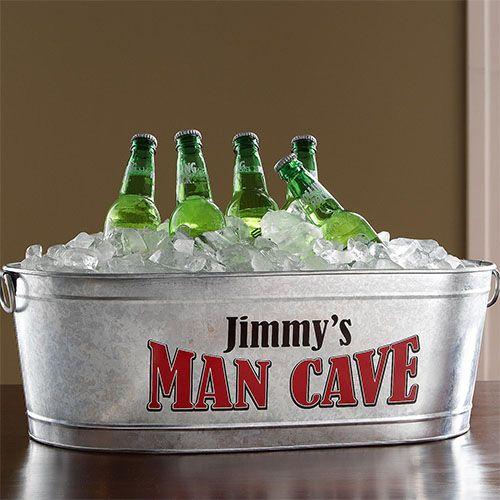 Man Cave Beverage Tub | Housewarming Gifts For Men | Housewarming Gift Ideas