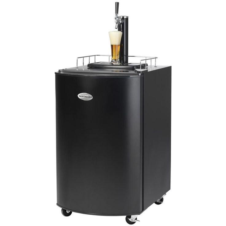 Die besten 25+ Keg fridge Ideen auf Pinterest Bier Kühlschrank - nostalgie armaturen küche