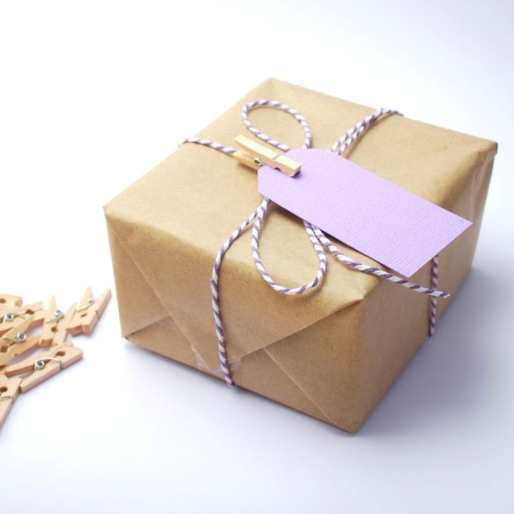 Craft supplies - mini pegs, blank tags and twine