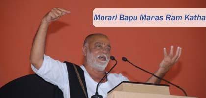 Morari Bapu Manas Ram Katha 2015 in Chotila at Chamunda Dham from 13th to 21st October  For more info: http://www.nrigujarati.co.in/Topic/3691/1/morari-bapu-manas-ram-katha-2015-in-chotila-at-chamunda-dham-from-13th-to-21st-october.html