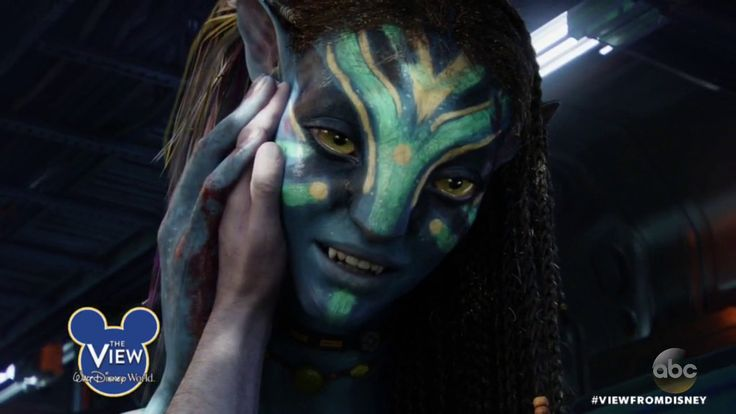 James Cameron Gives Us an Exclusive Look At Walt Disney World's Pandora ...