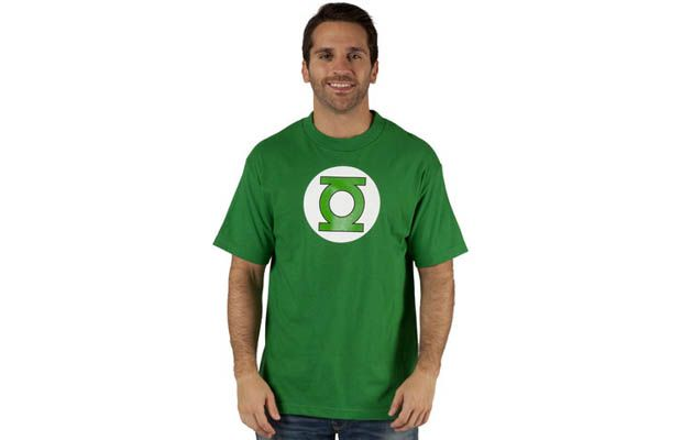 The Green Lantern Costume T-Shirt Get yours here: http://tshirtonomy.com/go/green-lantern-costume