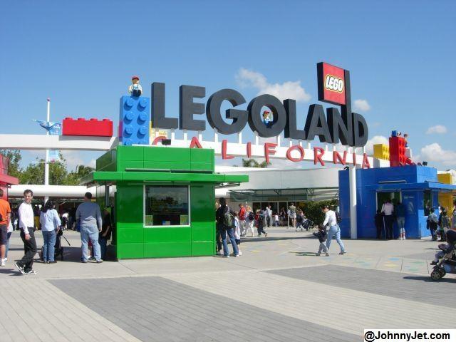 Legoland in San Diego - A must-go place in California. | California ...