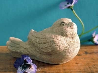 Sitting Bird - Carruth Studio U$23